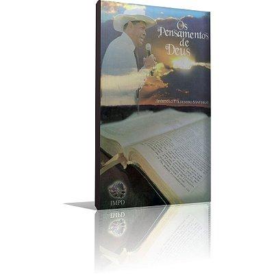 Livro - Os Pensamentos de Deus ''Apóstolo Valdemiro Santiago''
