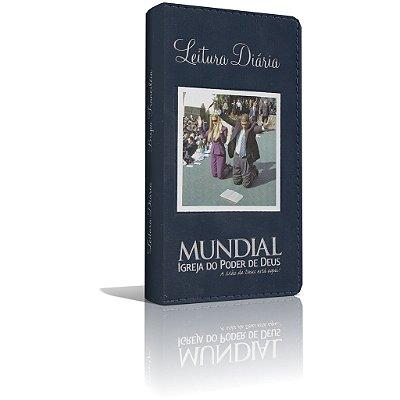 Livro - Leitura Diária ''Bispa Franciléia Oliveira''
