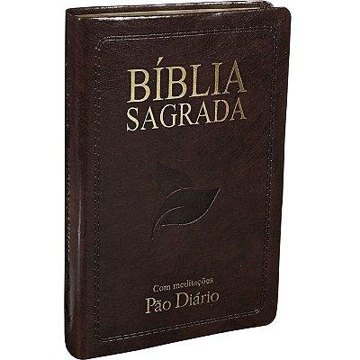 Bíblia Sagrada - Com Meditações Pão Diário