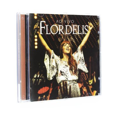 Cd Flordelis Ao Vivo