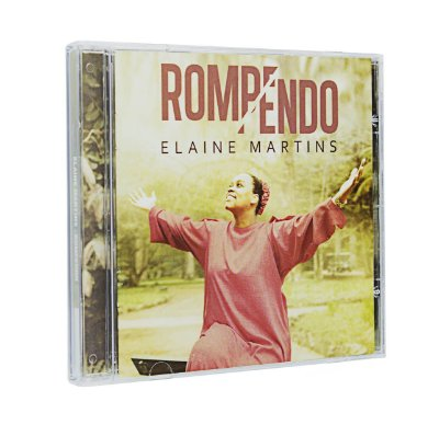 Cd Rompendo Elaine Martins