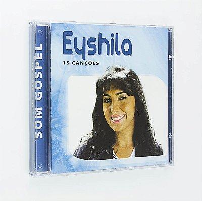 Cd Eyshila 15 Canções Coleção Som Góspel