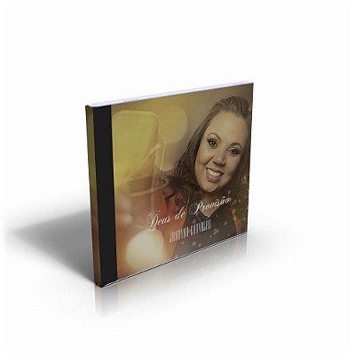 CD Deus de Provisão Janayna Carvalho