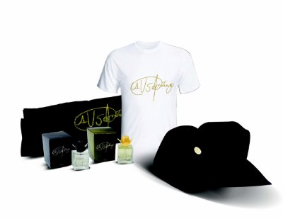 Kit Perfume Apóstolo Valdemiro Santiago