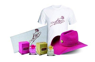 Kit Perfume Bispa Franciléia
