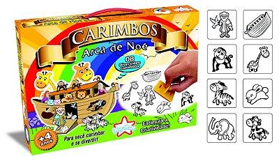 CARIMBOS ARCA DE NOÉ