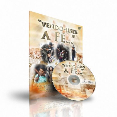 DVD -  VENDO-LHES A FÉ - Apóstolo Valdemiro Santiago
