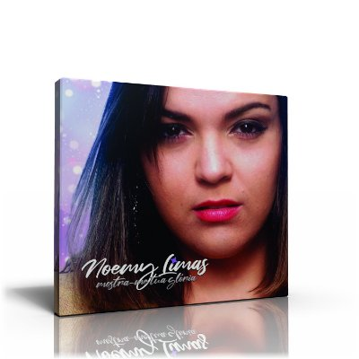 CD NOEMY LIMAS - MOSTRA-ME TUA GLÓRIA
