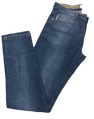 Calça Jeans Highstil Casual Lavagem Clara