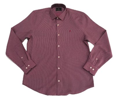 Camisa Manga Longa Highstil Premium Slim Fit