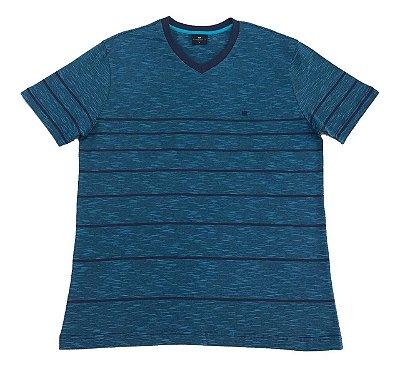 Camiseta Gola V Slim Highstil