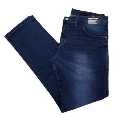 Calça Jeans Slim Fit Ogochi Cult
