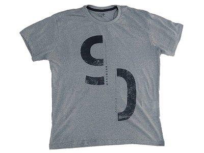 Camiseta Ogochi Gola Redonda Casual Menswear