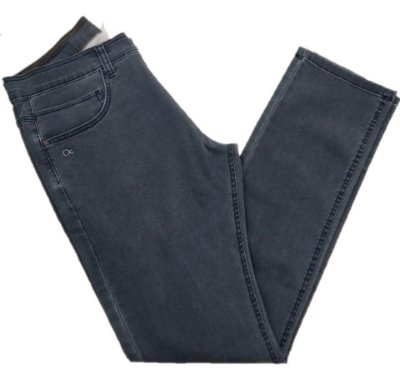 Calça Jeans Ogochi Slim Fit Estonada