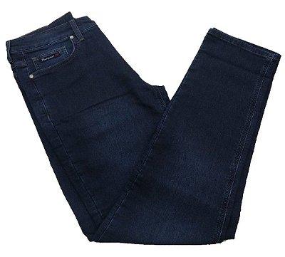 Calça Jeans Moletom Pininfarina