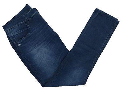 Calça Jeans Skinny Fit Cintura Baixa