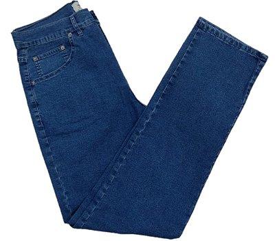 Calça Jeans Cerruti Corte Reto Azul