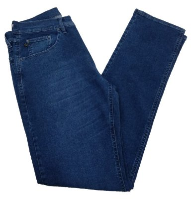 Calça Jeans Pierre Cardin New Fit Evolution