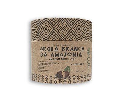 Argila Branca da Amazônia + Cupuaçu