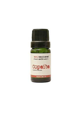 Óleo essencial de Copaíba