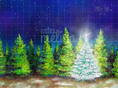 Fundo Fotográfico Brilho de Natal