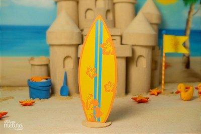 Prancha de Surf Amarela