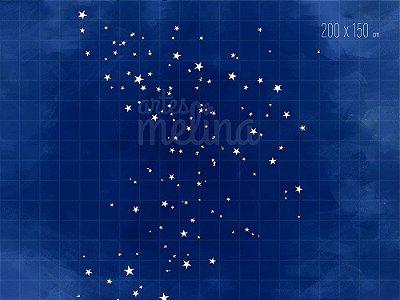 Fundo Fotográfico Céu Estrelado