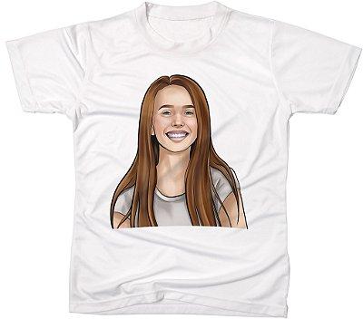 Caricatura em Camisas 01 Pessoa