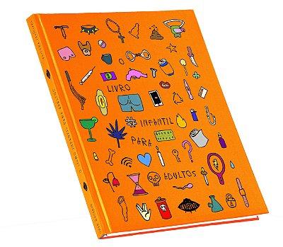 Lançamento - Livro Infantil Para Adultos