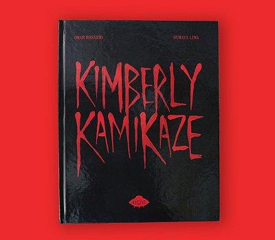 Livro - Kimberly Kamikaze