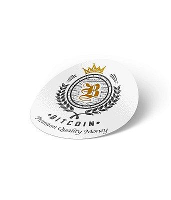 Adesivo Bitcoin (6cm)
