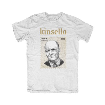 Camiseta Austrian Collection Kinsella Branca