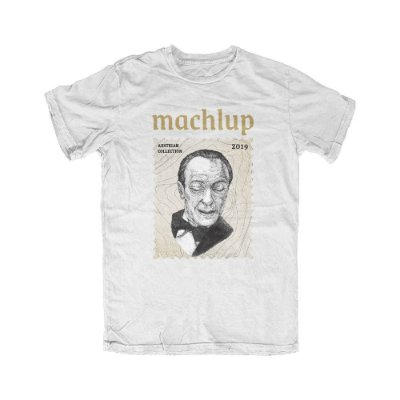 Camiseta Austrian Collection Machlup Branca