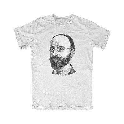 Camiseta Portrait Bawerk Branca