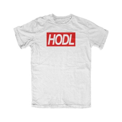 Camiseta HODL
