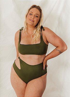 Hot pants - Verde