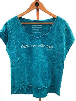 T-shirt Música (SF32)