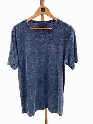 T-shirt gola V (SM24)