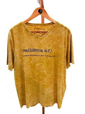 T-shirt Resiliência (SM24)