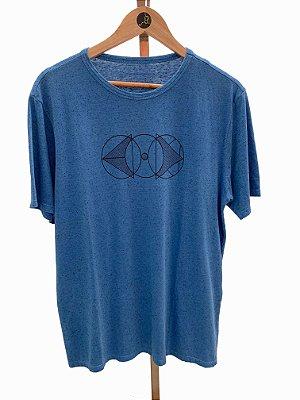 T-shirt Circle botonê (SM25)