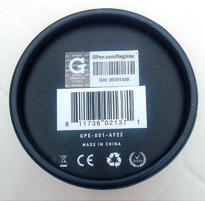 Vc sabia que o G Pen Elite Original tem dois números pra registrar na Grenco Science? Saiba mais.