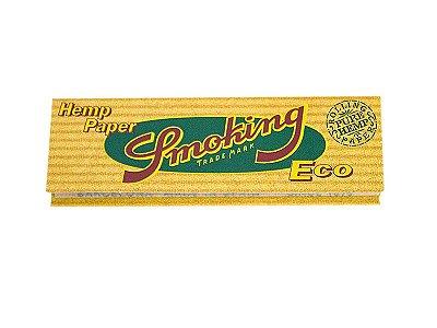 Seda Smooking Eco hemp 1 1/4 50  livreto com 50 folhas.
