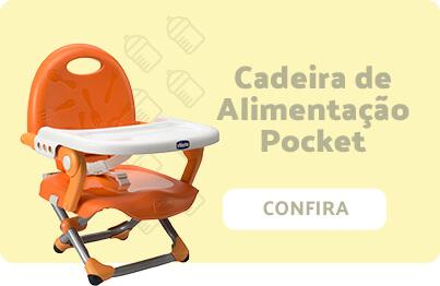 Cadeira de Alimentação Pocket