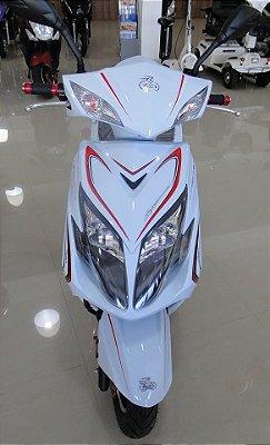 Bicicleta elétrica eb 022 1500w preta