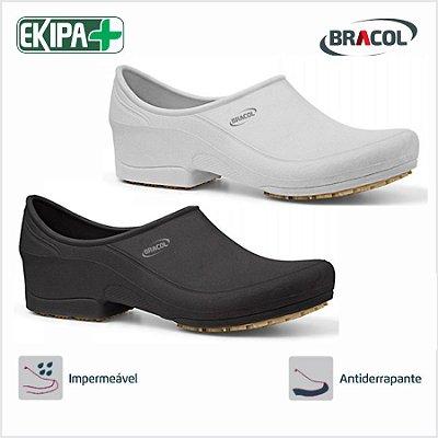 Sapato de Segurança Antiderrapante Impermeável Bracol Flip