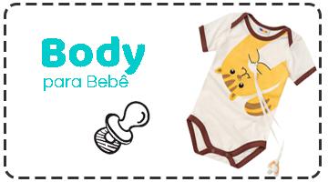 Bodies para bebês