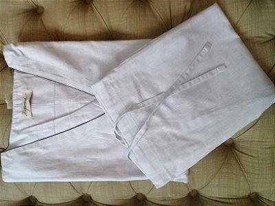 Pijama Masculino Longo V em Algodão