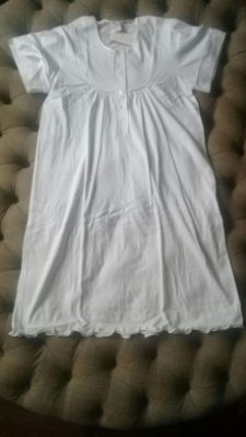 Camisola Feminina Gestante em Malha