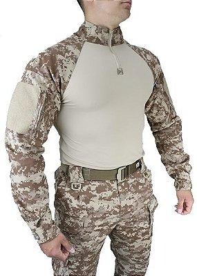 Combat Shirt HRT DACS - Digital Desert
