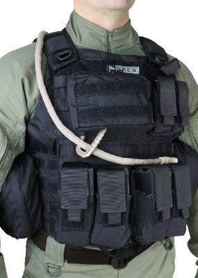 Colete tático Scorpion DACS - completo